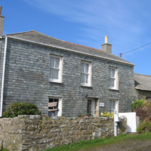 West Cornwall Farm House