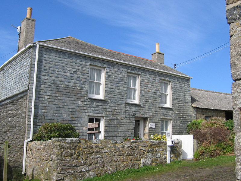 West Cornwall Farm House